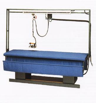Museo de maquinas de coser y costura stirovap plancha for Plancha industrial
