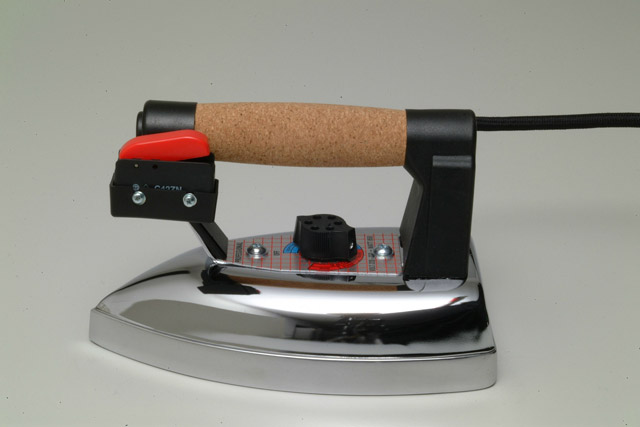 Industrial Steam Irons ~ Stirovap steam irons model