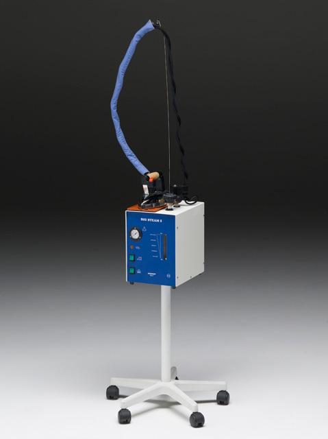 High Pressure Flow Iron : Stirovap steam generator model